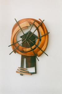 Дърворезба върху пластика Вятърна мелница