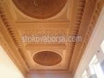 дърворезба по поръчка на таван