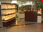 обзавеждане за бижутерски магазини