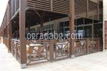 изработка на дървени огради за механи и кръчми