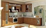 Индивидуална изработка на кухненско обзавеждане от масив