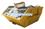 Метален контейнер за промишлени отпадъци 4m3