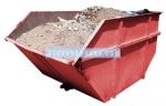 Контейнери за промишлени отпадъци от метал с размери по поръчка