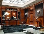 луксозно италиански бюро от масив