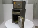 Масивни метални депозитни сейфове за хотел