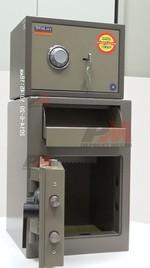 Метален депозитен сейф с цена, с усилена конструкция