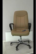 естественна кожа офис столове  за управители