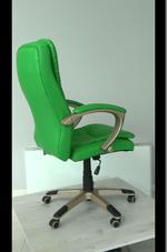 висок клас естественна кожа офис столове